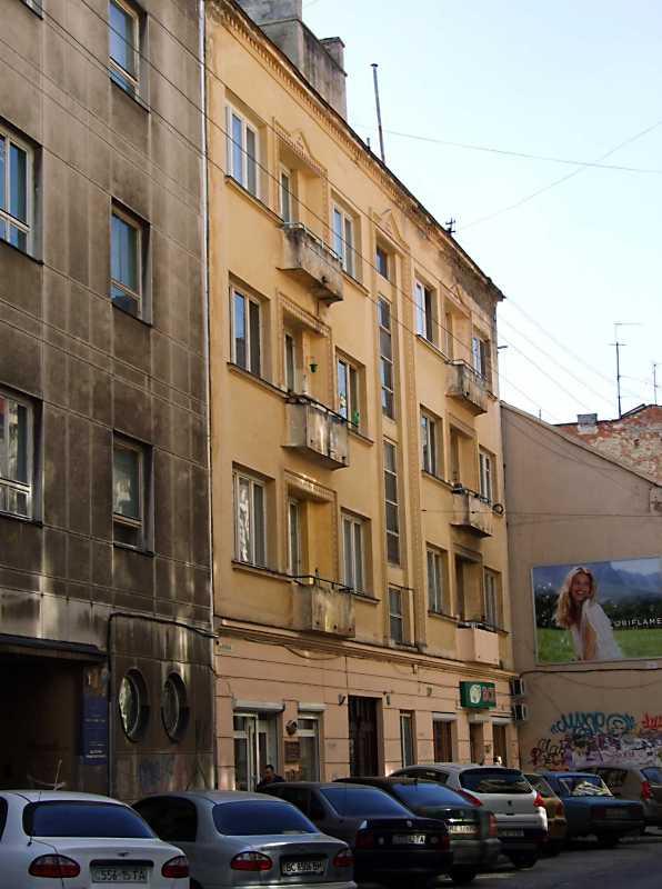 House in Lviv (1883 – 1885) -…