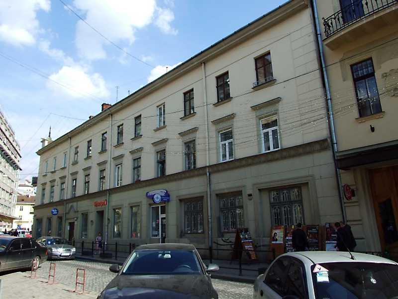 Будинок у Львові (1887 – 1897 рр.) -…