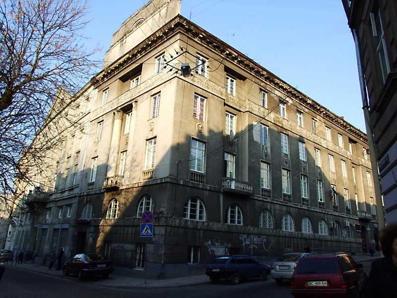 Офісний будинок (№ 19)