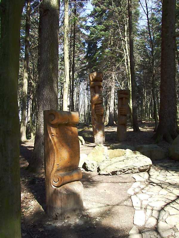 Скульптура «Каменярі»