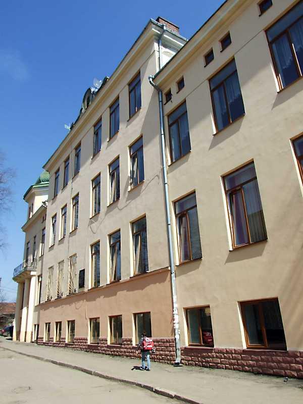 2013 р. Фасад по вул. І. Чмоли