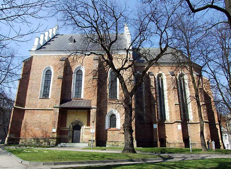 Костел св.Варфоломія