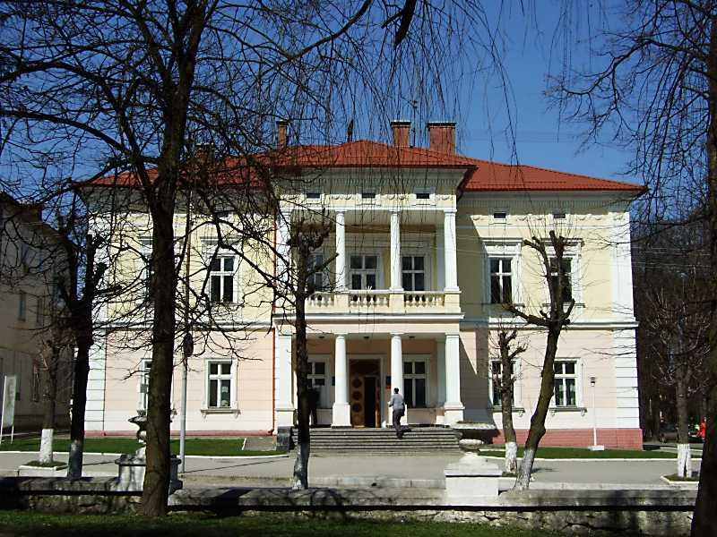 Дом в Дрогобыче (1873 г.) - памятное…