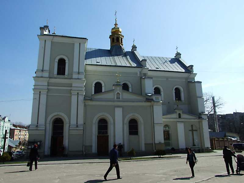 Костел св. Трійці