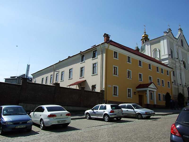 School in Drogobych (1864 – 1867) -…