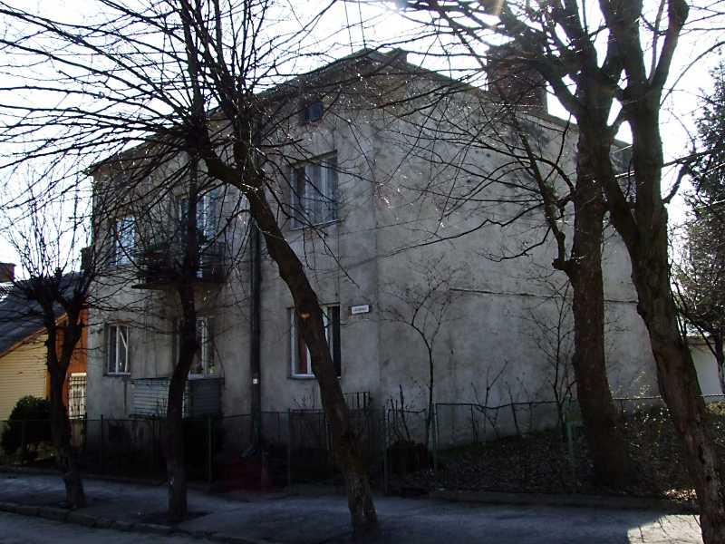 Житловий будинок (вул. Маріїнська, 4)