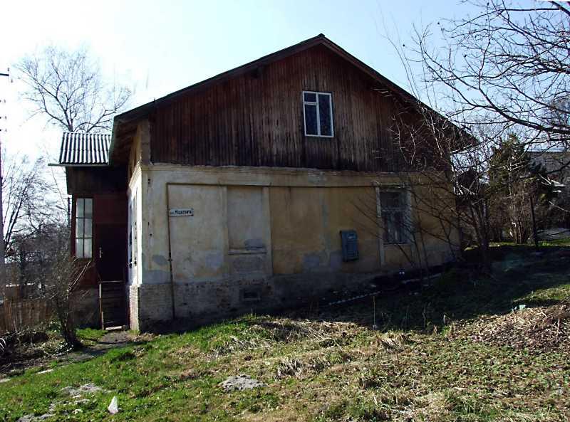 2013 р. Торцевий фасад (з боку вул.…