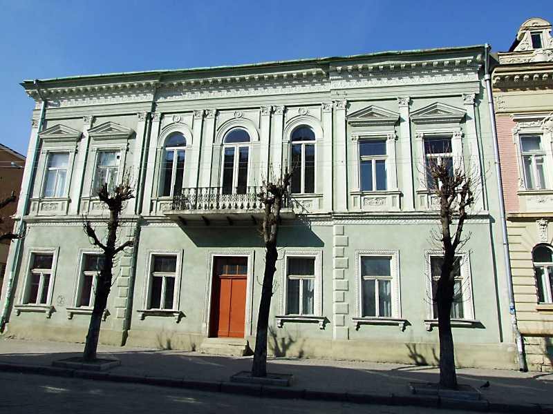 Житловий будинок (№ 18б)