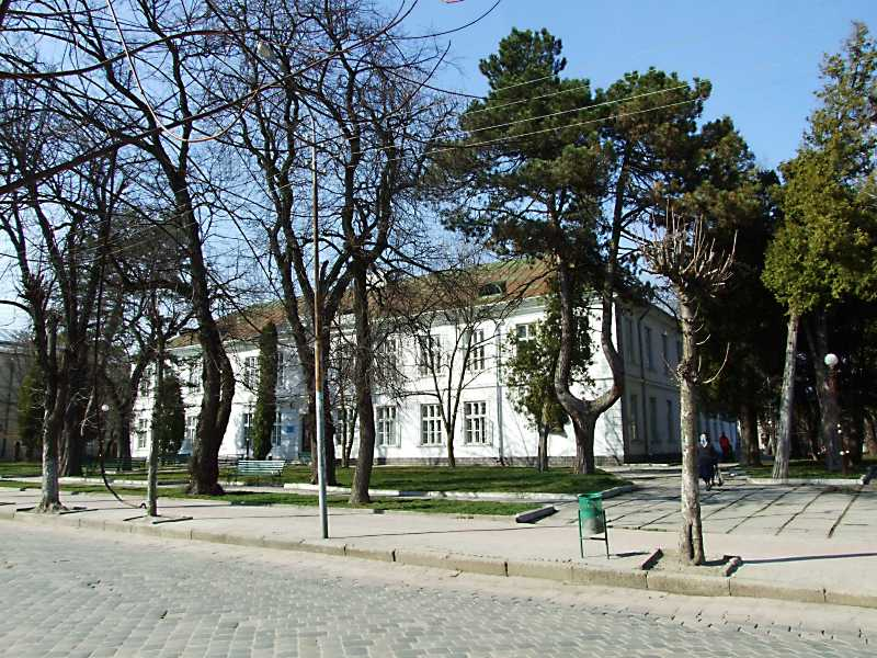 Gymnasium in Drogobych (1867 – 1875) –…