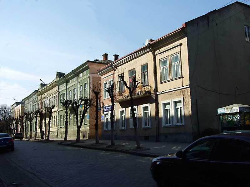 2013 р. Перспектива вулиці