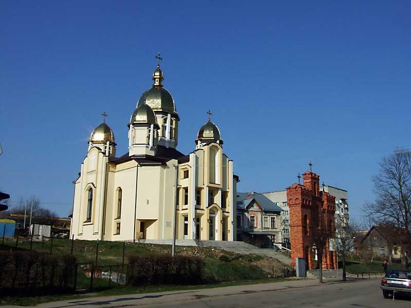 Церква Преображення (№ 173)