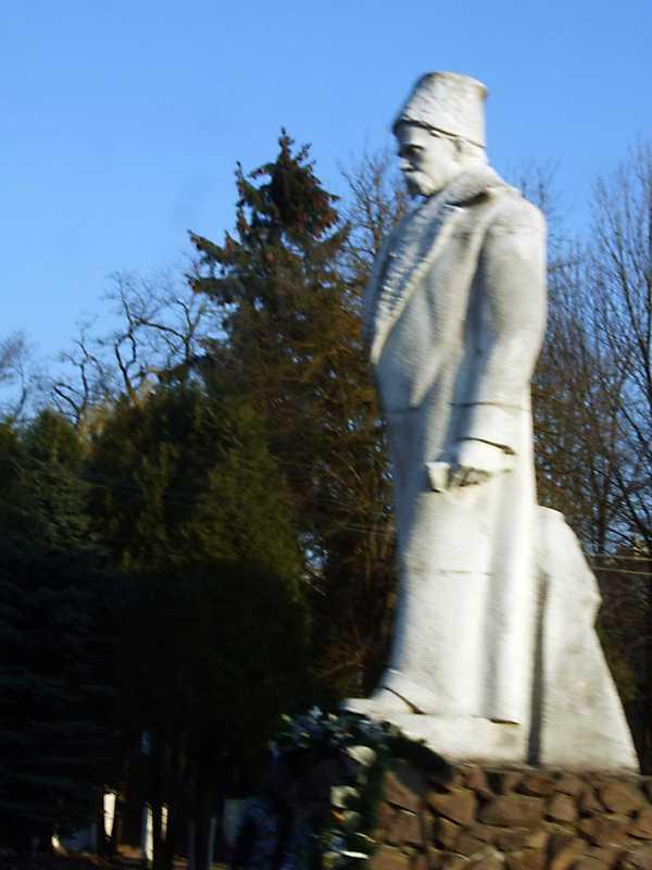 Пам'ятник Тарасу Шевченку – 1965 р.,…