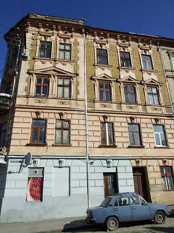 2013 р. Фасад по вул. Солодовій