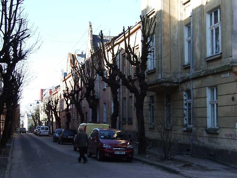 Вишенського вул.