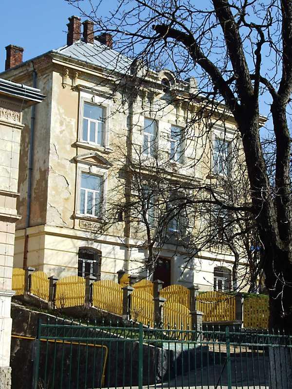 Житловий будинок (№ 53а?)