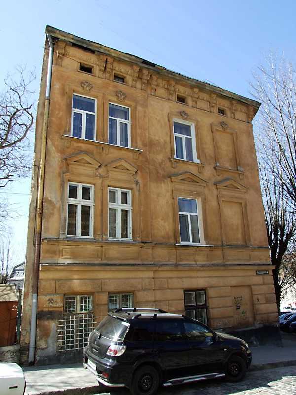 2013 р. Фасад по вул. Ужгородській
