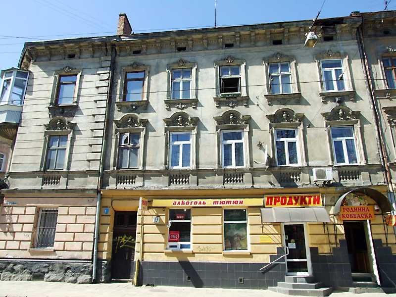 2013 р. Фасад по вул. Замарстинівській