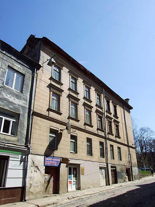 2013 р. Загальний вигляд з боку вул. Замарстинівської