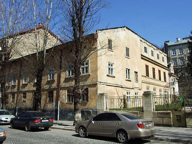 House in Lviv (1881) - I.Franko's…