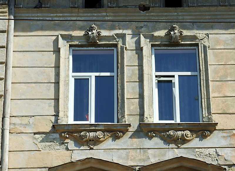 2013 р. Вікна 3-го поверху