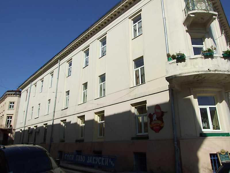 2013 р. Фасад по вул. Філатова
