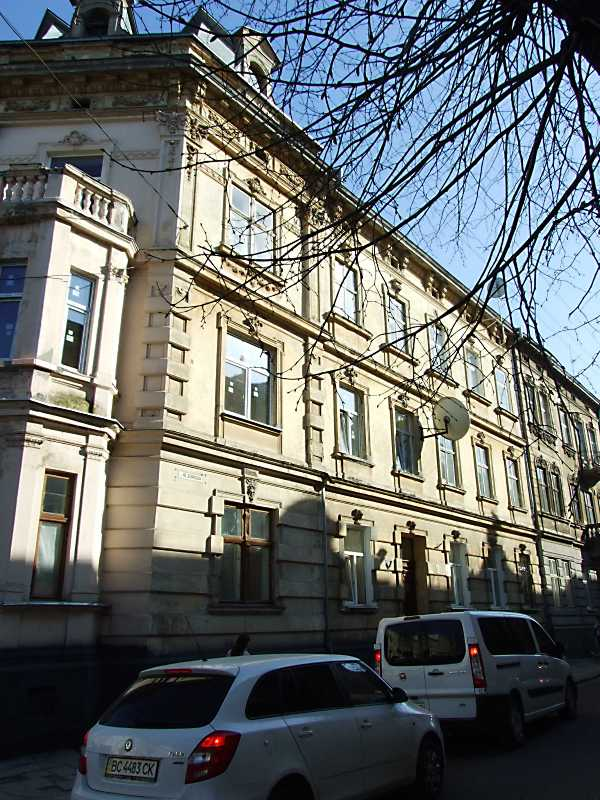 2013 р. Фасад по вул. Дороша