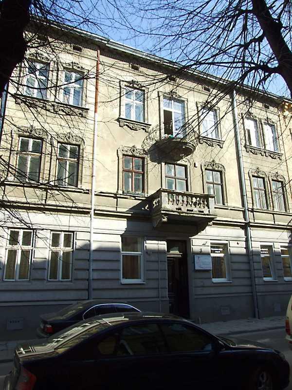 Житловий будинок (№ 3ў)