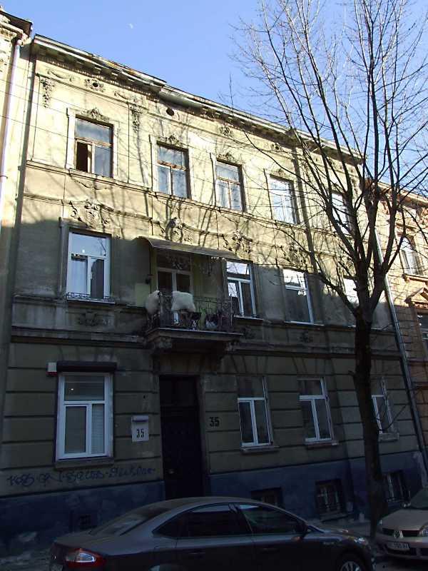 Житловий будинок (№ 35)