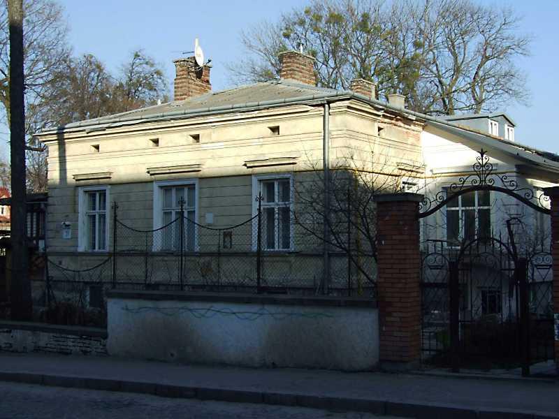 Житловий будинок (№ 21)