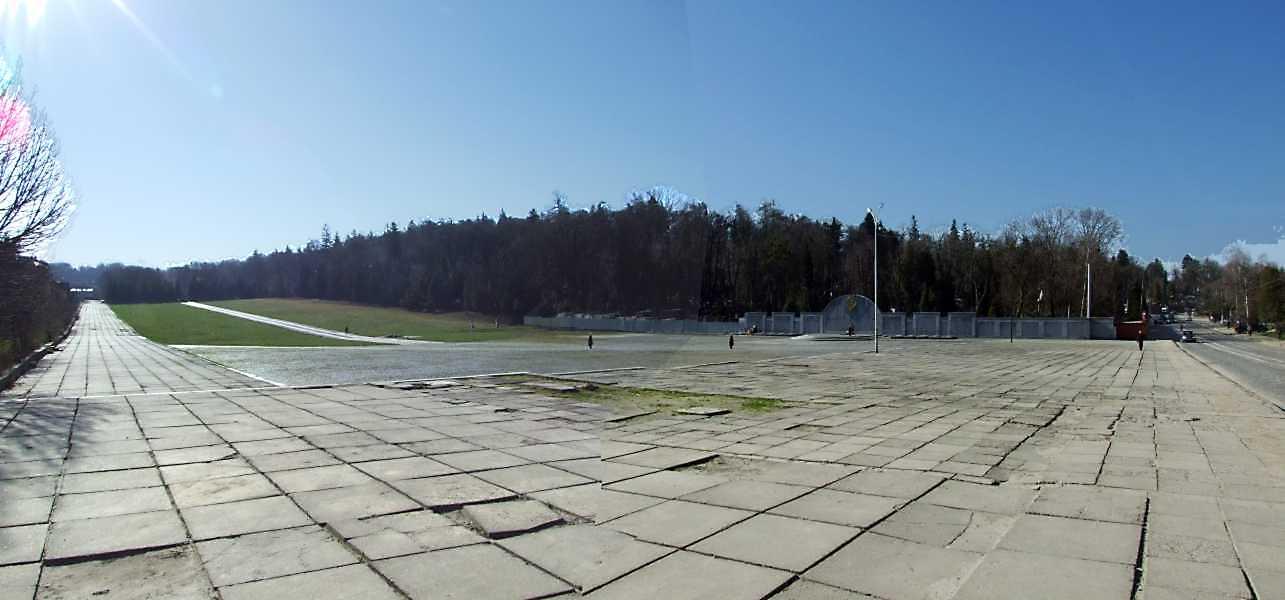 2013 р. Панорама з півночі