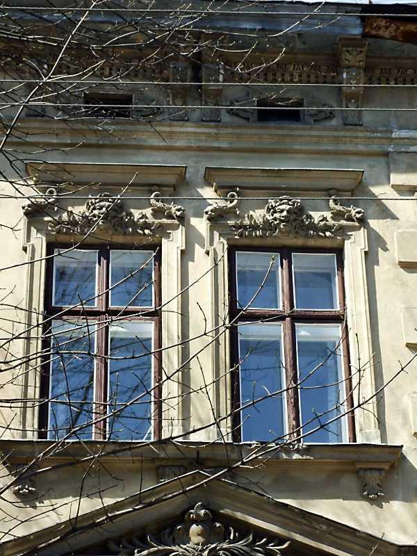 Вікна 3-го поверху