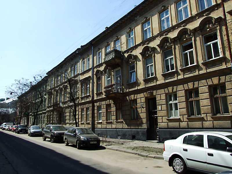 Вагилевича вул.