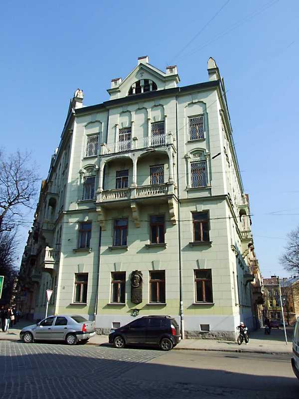 Житловий будинок (№ 55)