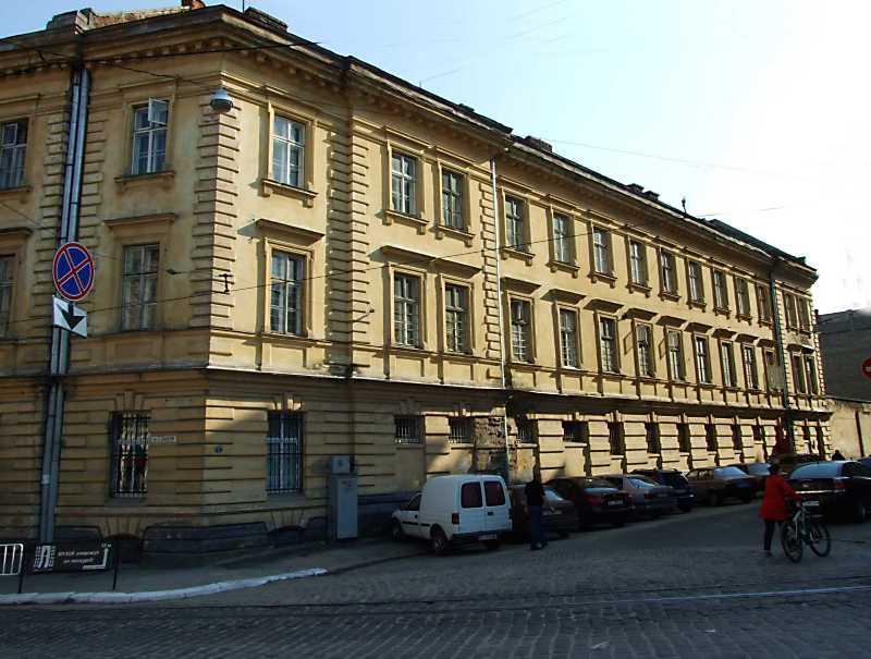 2013 р. Фасад по вул. Брюлова