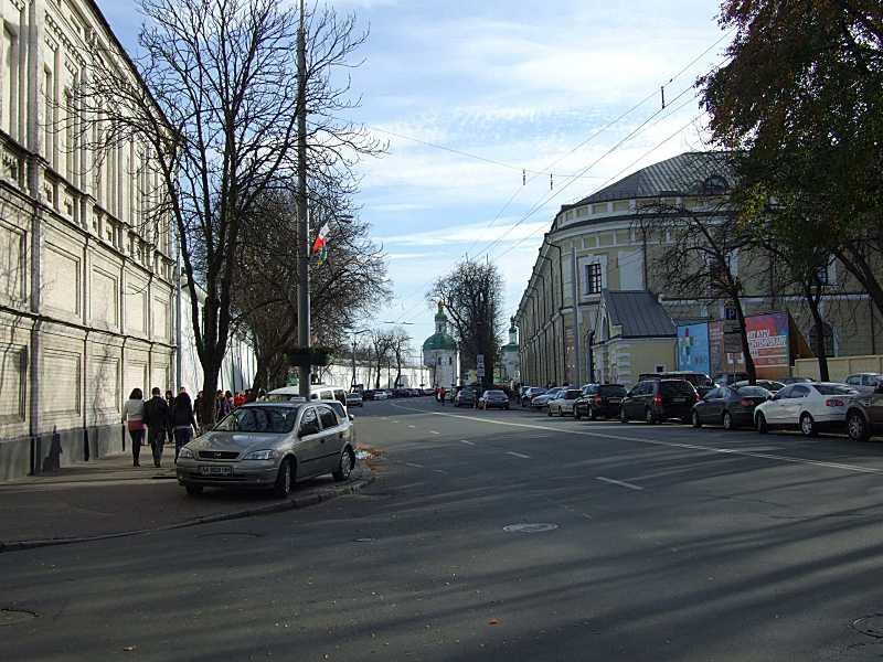 2013 р. Перспектива вул. Мазепа біля…