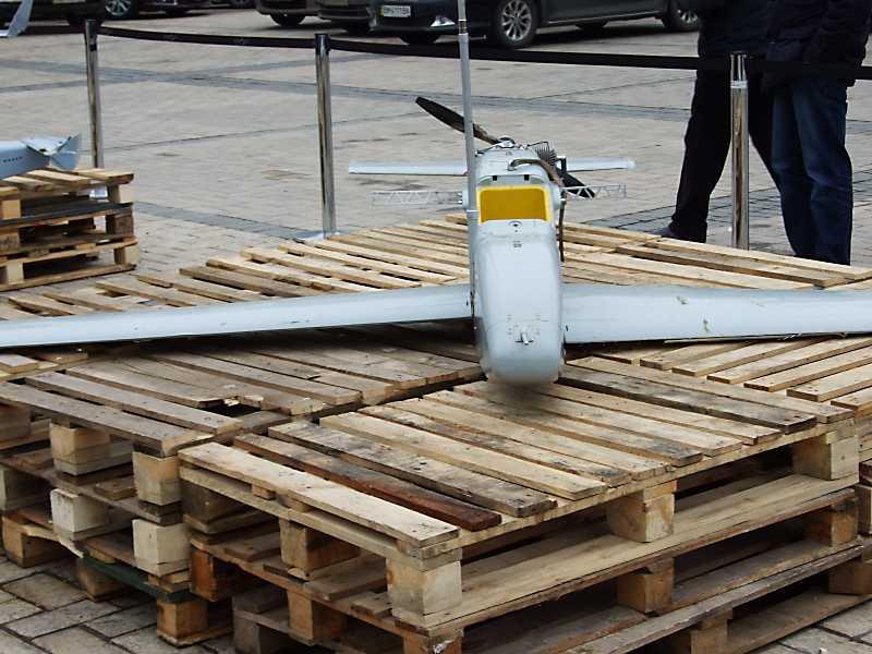Безпілотний літальний апарат «Гранат-4»