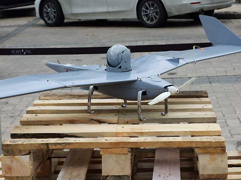 Безпілотний літальний апарат (3)