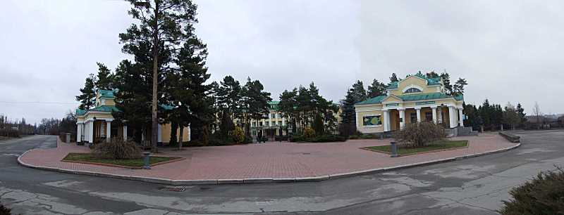 Готель «Софіївський» (№ 12а)