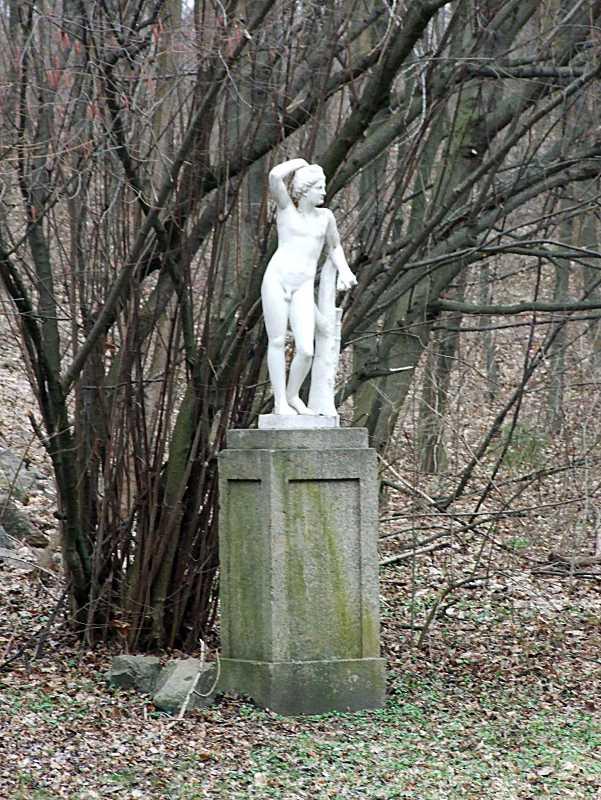Статуя Аполона Флорентійського