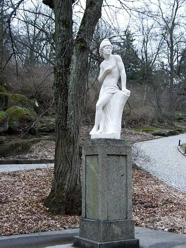 2015 р. Скульптура Париса
