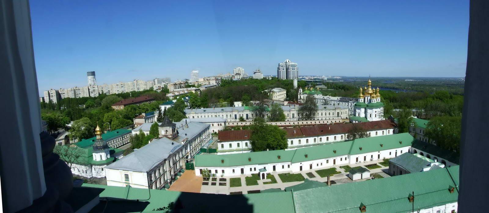 2015 р. Панорама північного сектору з…