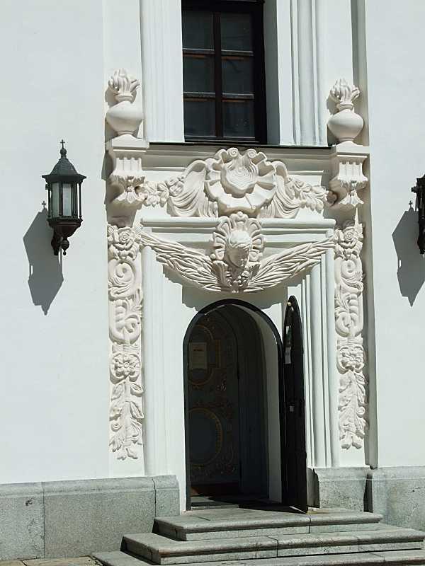 Південний портал Успенського собору