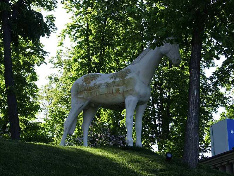 Троянський кінь біля винного льоху (22)