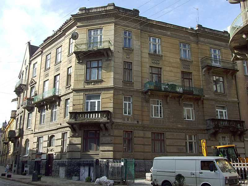 Житловий будинок (№ 52)