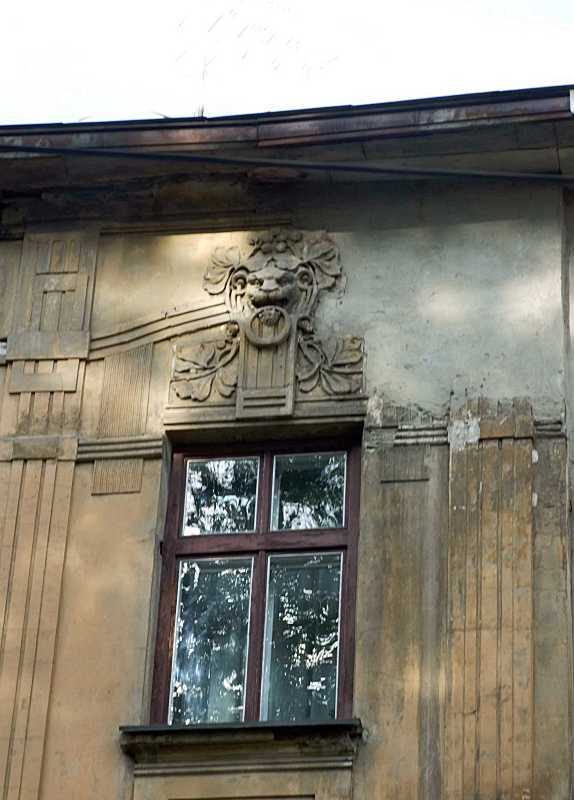 2019 р. Сецесійне вікно 4-го поверху