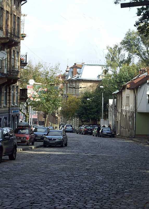Стрийська вул.