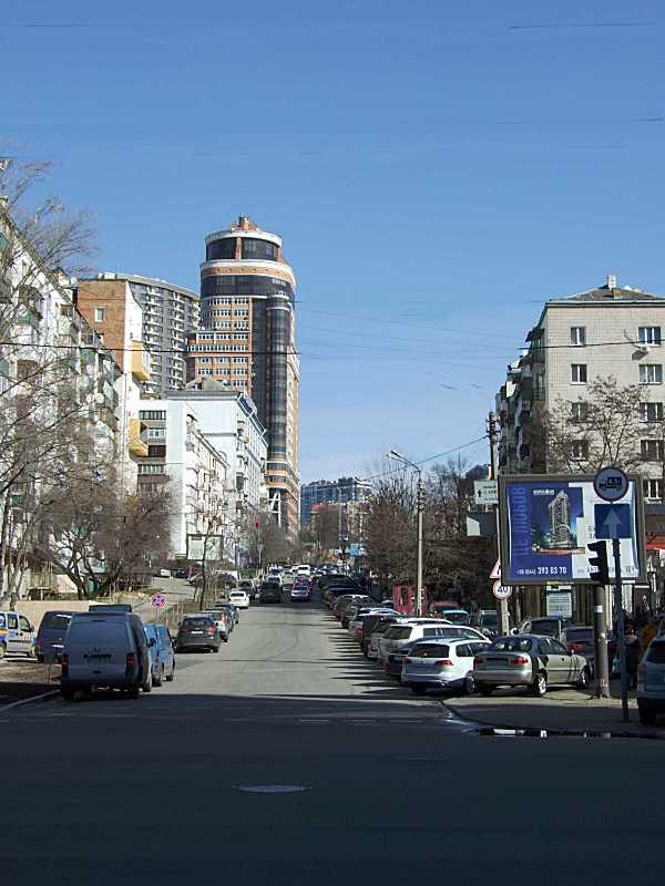 Володимиро-Либідська вул.