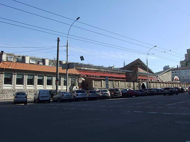 Володимирський ринок (№ 115)