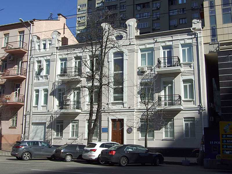 Житловий будинок (№ 107)