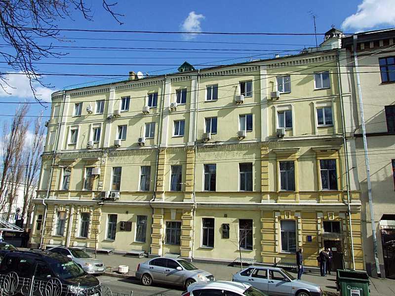 2020 р. Фасад по вул. Терещенківській